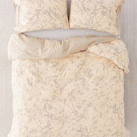 Batik Crackle Duvet Cover | Urban Outfitters