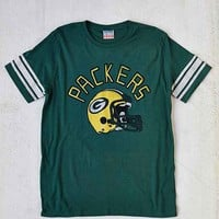 Junk Food Green Bay Packers 2014 Tee- Dark Green
