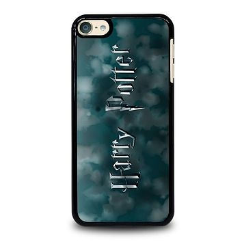 DEATHLY HALLOWS HARRY POTTER iPod 4 5 6 Case