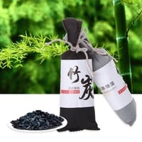 Bamboo Charcoal Air Freshener 2 pcs/set