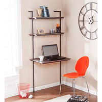 Holly & Martin Haeloen Wall Mount Desk by Southern Enterprises