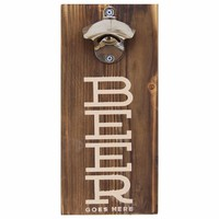 Stratton Home Decor Beer Bottle Opener Wall Decor