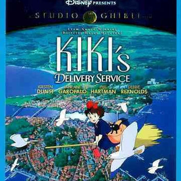 Kikis Delivery Service (Blu-Ray/Dvd/2 Disc Combo)