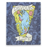 Devour Life Canvas