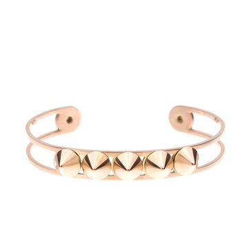 Double Medici Cuff (Rose Gold)=