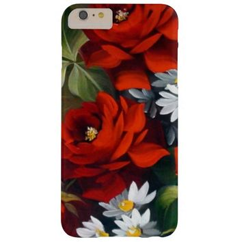 stunning floral bouquet barely there iPhone 6 plus case