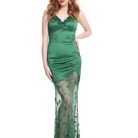 DC Comics Poison Ivy Formal Dress