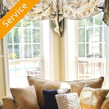 Window Valance Installation
