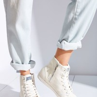 MOVMT Marcos High-Top Sneaker- White