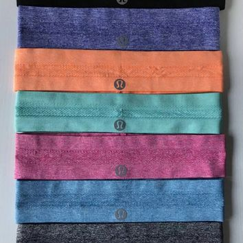 """lululemon"" Yoga Swiftly Headband"