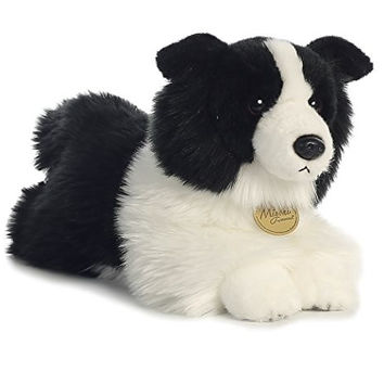 Aurora World Miyoni Border Collie Plush