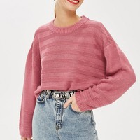 Ottoman Cropped Jumper