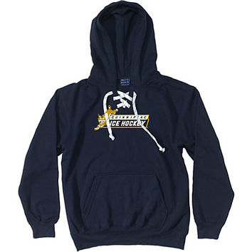 Quinnipiac University Bobcats Hockey Hooded Sweatshirt