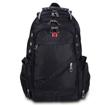 Backpacks Bags Swiss military Outdoor Sport Popular 15 INCH School