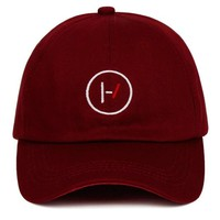 """twenty one pilots"" dad hat"