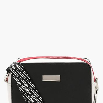 WOMAN Repeat Print Cross Body Bag | Boohoo