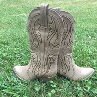 Step Out In Style Cowboy Boot