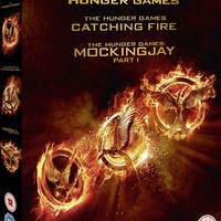 The Hunger Games 1-3 [DVD]