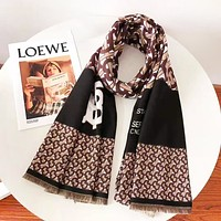 Burberry New fashion more letter print scarf women