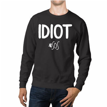 5 Seconds of Summer Funny Idiot Unisex Sweaters - 54R Sweater