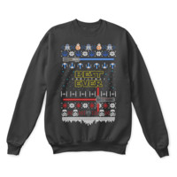 ONETOW Best Christmas Ever Star Wars Ugly Sweater