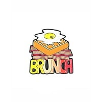 Brunch Pin
