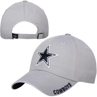 Dallas Cowboys Slouch Hat - Gray