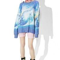 Blue Crush Sommer's Sweater