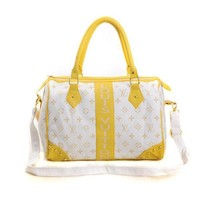 Louis Vuitton LV Women Fashion Leather Travel Satchel Handbag Shoulder Bag Crossbody