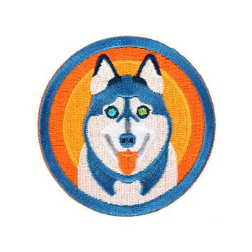 Husky Patch