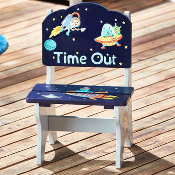 Fantasy Fields - Outer Space Time Out Chair