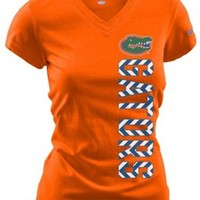 Florida Gators Juniors Vertical Chevron T-Shirt | Bealls Florida
