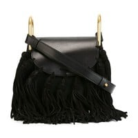 Chloe Mini Hudson Suede Bag - Mini Hudson Suede Bag