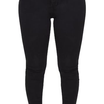 Shape Black Stretch Denim Skinny Jeans