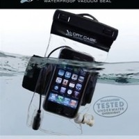 DryCASE Waterproof Case for Smartphone (DC-13)