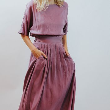 Gal Pal Dress in Mauve