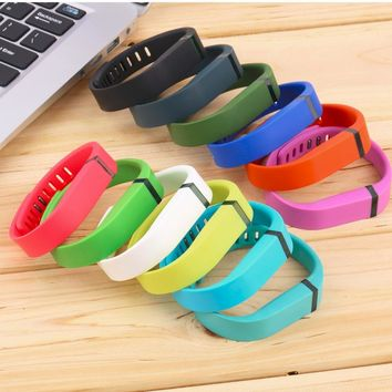 2017 Large And Small Replacement Wrist Band & Clasp For Fitbit Flex Bracelet  in stock!