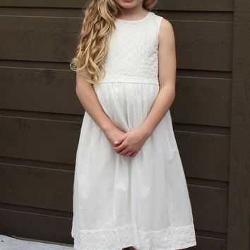 Grace - Ivory Heirloom Dress