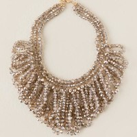 Anastasia Beaded Statement Necklace