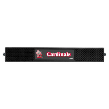 St. Louis Cardinals MLB Drink Mat (3.25in x 24in)
