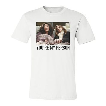 Grey's Anatomy 'You're my Person' T-Shirt