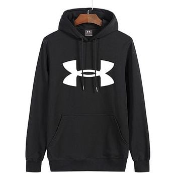 Trendsetter Under Armour Women Man Fashion Print Sport Casual Top Sweater Pullover Hoodie
