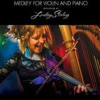 The Phantom of the Opera - Medley for Violin and Piano: Book Only