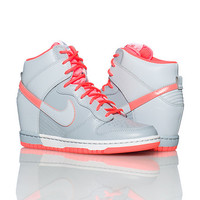 NIKE SPORTSWEAR DUNK SKY HI WEDGE SNEAKER - Grey | Jimmy Jazz - 528899006