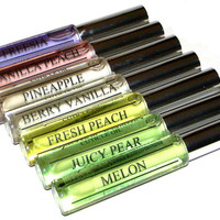 Scented Cuticle Oil 8 scents and 2 Sizes to Choose From