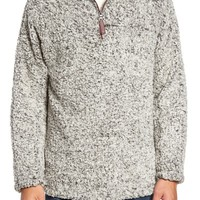 True Grit Frosty Tipped Quarter Zip Pullover | Nordstrom