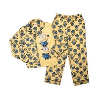 Youth Minions Pajamas Set