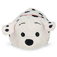 Rolly ''Tsum Tsum'' Plush - 101 Dalmatians - Mini - 3 1/2''