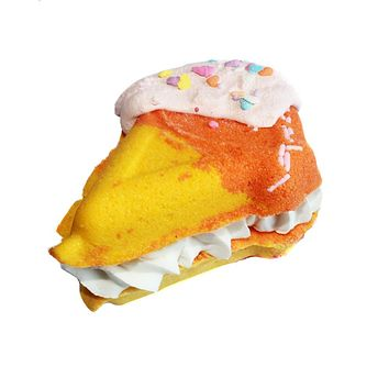 Buttered Rum Ice Cream Sandwich Bath Bomb