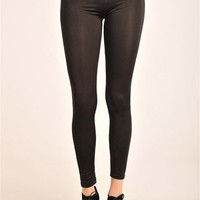 Lady Gaga Leggings - Black at Necessary Clothing